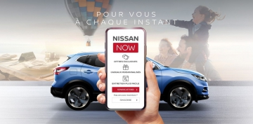 Nissan Now is live !